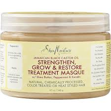Shea moisture JBCO deep treatment masque